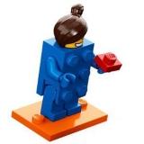 LEGO-CMF-18-Blue-Brick-Girl